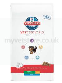 Hill's VetEssentials Canine Puppy Mini Chicken